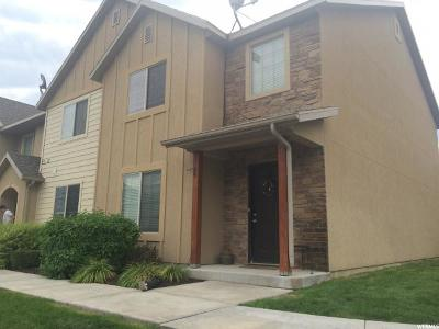 Spanish Fork Townhouse For Sale: 1247 N Cattail Dr