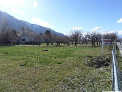 Provo Residential Lots & Land For Sale: 2506 N Timpview Dr