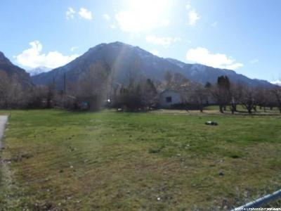Provo Residential Lots & Land For Sale: 2522 N Timpview