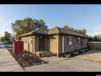 Sandy Single Family Home For Sale: 8099 S 700 E