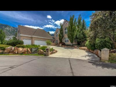Sandy Single Family Home For Sale: 8 Pepperwood Pointe