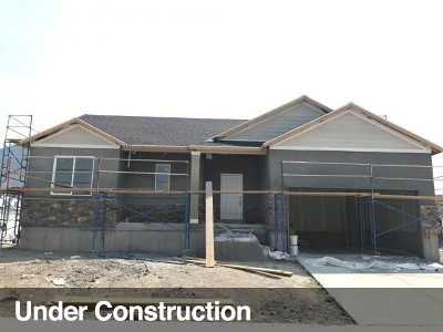 Provo Single Family Home For Sale: 1739 S 680 W #LOT220