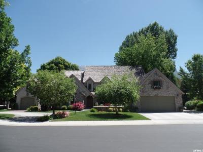 Provo Single Family Home For Sale: 3218 N Cottonwood Ln