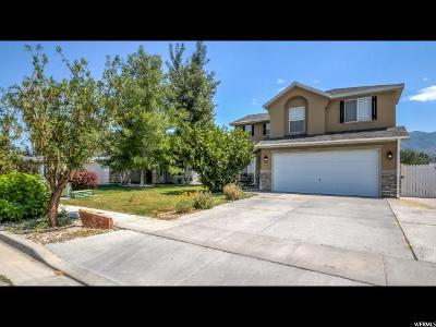 Stansbury Park Single Family Home For Sale: 5524 N Ardennes Way