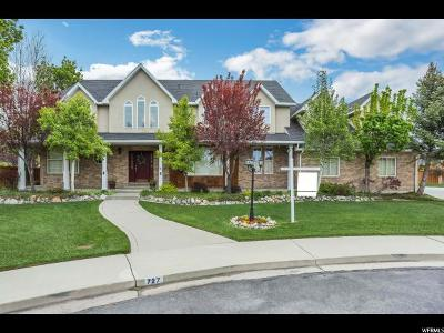 Orem Single Family Home For Sale: 727 S 250 W
