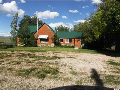 Single Family Home For Sale: 466 Sawmill Rd