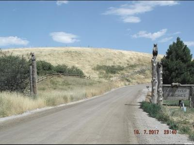 Preston Residential Lots & Land For Sale: 25 Ranches