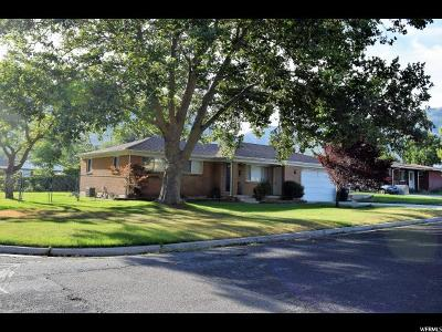 Brigham City Single Family Home For Sale: 224 N 1000 E
