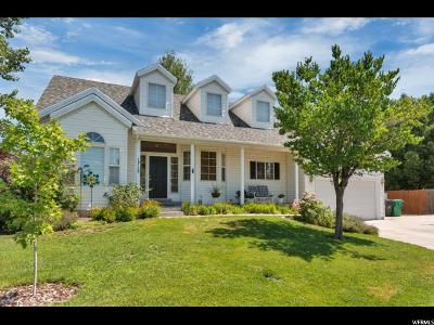 Provo Single Family Home For Sale: 1712 W 270 South S