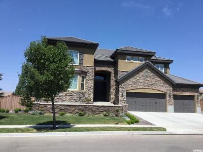 Lehi Single Family Home For Sale: 4719 N Driftwood Dr W