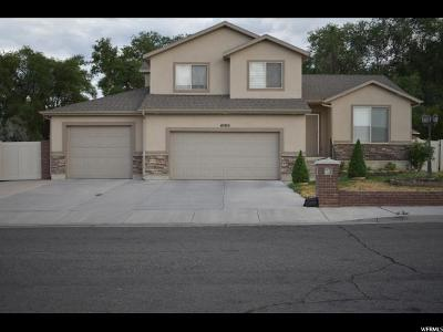 West Valley City Single Family Home For Sale: 4009 W Puma Ct S