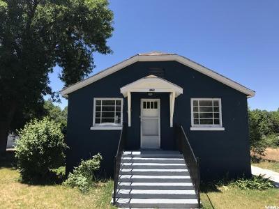 Brigham City Single Family Home For Sale: 128 S 500 E