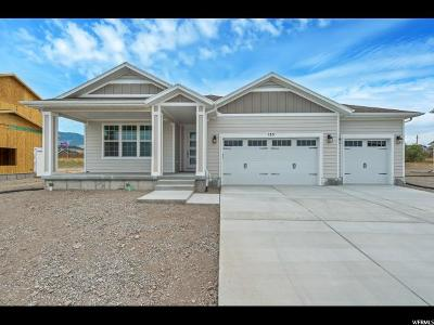 Stansbury Park Single Family Home For Sale: 155 W Box Creek Dr N