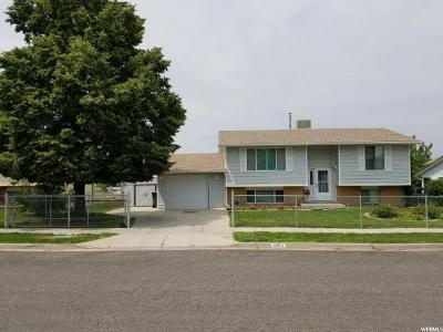 West Valley City Single Family Home For Sale: 5264 W Woodlegde Ave