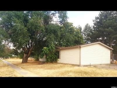 Grantsville Single Family Home For Sale: 118 E Main N