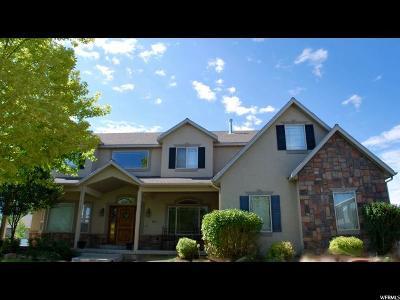 Spanish Fork Single Family Home For Sale: 1301 S 1250 E