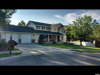 North Logan Single Family Home For Sale: 1435 E 2060 N