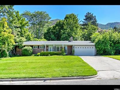 Holladay Single Family Home For Sale: 5479 S Wayman Ln