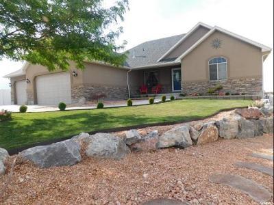 Grantsville Single Family Home For Sale: 746 W Sage Wood Cir