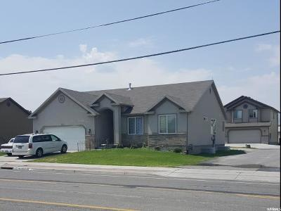 West Valley City Single Family Home For Sale: 3836 S 3600 W