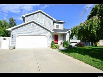 Brigham City Single Family Home For Sale: 93 N Eliason