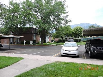 Provo Condo For Sale: 1670 N Hickory Lane #BLG 10