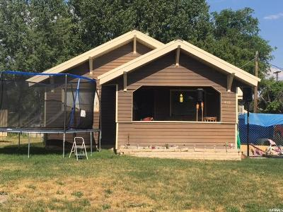 Price UT Single Family Home For Sale: $96,000