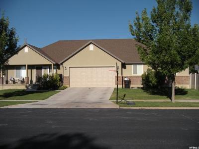 Spanish Fork Multi Family Home For Sale: 353 S 500 E