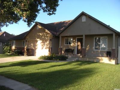 Spanish Fork Multi Family Home For Sale: 377 S 500 E