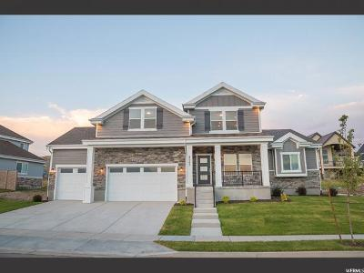 Lehi Single Family Home For Sale: 4562 N Crest Ridge Rd E #7
