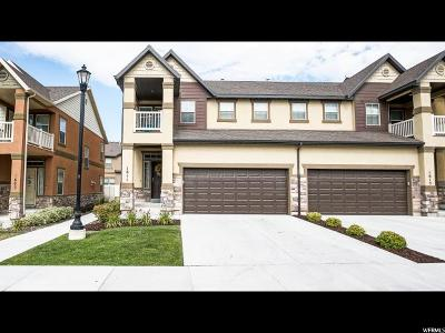 Saratoga Springs Townhouse For Sale: 1611 N Venetian Way