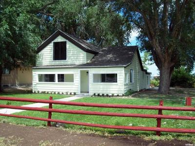 Grantsville Single Family Home For Sale: 257 E Clark Street St