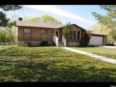Ferron UT Single Family Home For Sale: $116,500