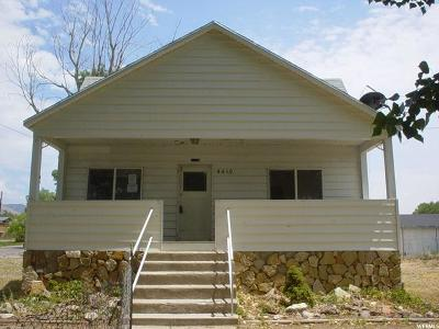 Helper UT Single Family Home For Sale: $60,000
