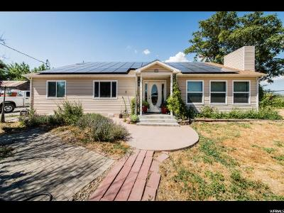 Tremonton Single Family Home For Sale: 8990 W 10400 N