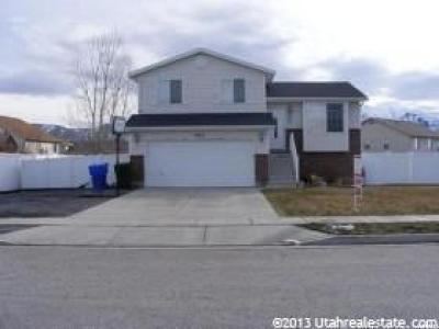 Tremonton Single Family Home For Sale: 245 S 830 W