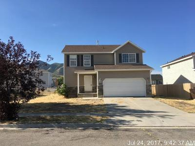 Tooele UT Single Family Home For Sale: $208,000
