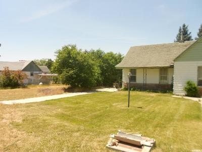 Brigham City Single Family Home For Sale: 420 S 400 W