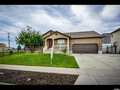 West Valley City Single Family Home For Sale: 6015 W Vista Mesa Dr