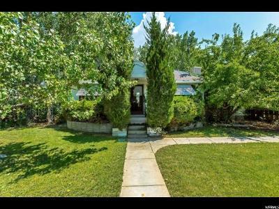 Erda Single Family Home For Sale: 4464 N Warr Ln W