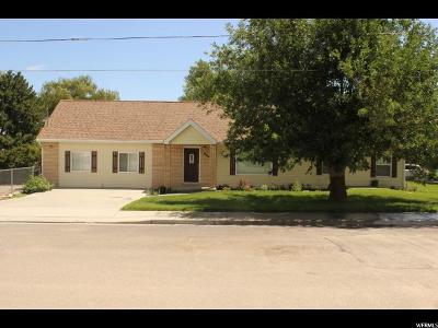 Orangeville UT Single Family Home For Sale: $149,900