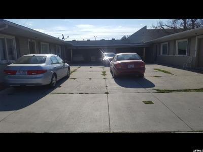 Salt Lake City Multi Family Home For Sale: 3535 Shafer Ln