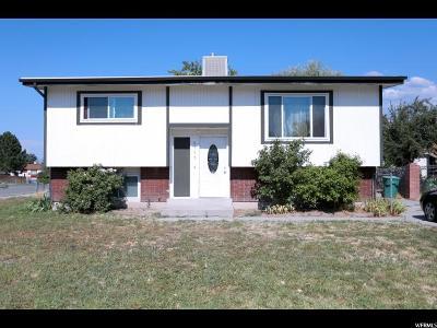 West Jordan Single Family Home For Sale: 6777 Georgia Dr
