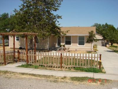 Grantsville Single Family Home For Sale: 703 E Main St.