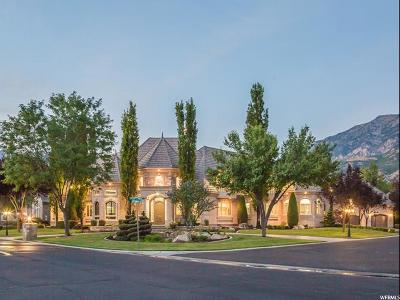 Provo Single Family Home For Sale: 3434 N Cottonwood Ln N