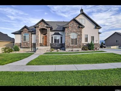 Saratoga Springs Single Family Home For Sale: 1692 N Sage Ln W