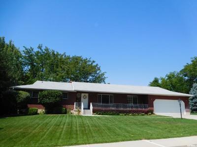 Lindon Single Family Home For Sale: 639 N 500 E