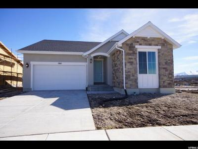 Provo Single Family Home For Sale: 1360 N 3350 W