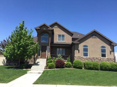 Lehi Single Family Home For Sale: 2158 W 1040 S