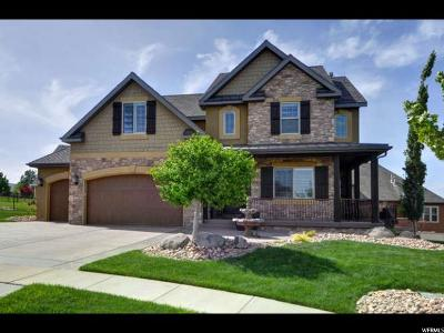 Saratoga Springs Single Family Home For Sale: 2603 S Clover Cir W